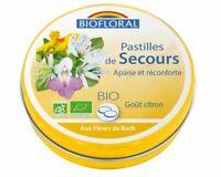 BIOFLORAL Pallini Da Soccorso Bio Gusto Limone 50 Grammi