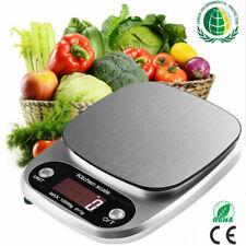 10kg/1g Balance de Cuisine Électronique Haute Précision Ecran LCD Alimentaire