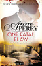 Anne Perry-One Fatal Flaw (Daniel Pitt Mystery 3) BOOK NUOVO
