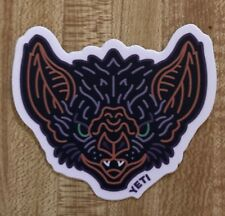 Yeti Large Bat Sticker
