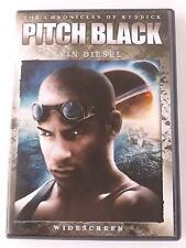 The Chronicles of Riddick - Pitch Black (Dvd, 2000) - G1219