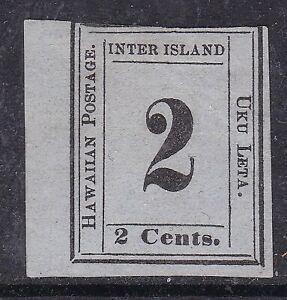 HAWAII ^^^^1863  RARER  sc#18 mint NG  Numeral CLASSIC+$3250.00@ dca 649ha