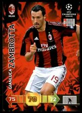 Panini Adrenalyn XL UEFA Champions League 2010/2011 AC Milan Gianluca Zambrotta