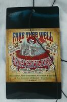 Grateful Dead Cel50yr Comm VIP Pass Fare Thee Well Tour Soldier Field Chicago