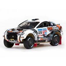 MITSUBISHI Racing Lancer 320 E Van Loon 2011 Dakar Rally