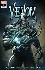 Venom The End #1 Clayton Crain Variant Marvel Comics Spider-Man