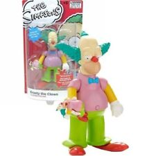 Figurine The Simpsons Krusty The Clown Articulé Parlant  Collection 14 cm