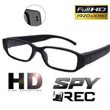 Occhiali spia telecamera con registrazione su micro SD microspia audio e video