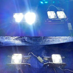 WHELEN LIBERTY LIGHTBAR DUAL LR11 6 SUPER LED TAKEDOWN LIGHTS ALLEYS SXTLS1D X6