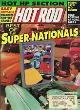 Hot Rod Magazine September 1991 How To's Trannies Shifter Gauges