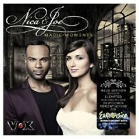 NICA & JOE - MAGIC MOMENTS  CD  11 TRACKS INTERNATIONAL POP  NEU