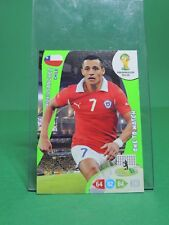 Panini #074 Alexis Sanchez One To Watch Fifa World Cup Brasil 2014 Adrenalyn XL