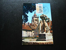FRANCE - carte 1er jour 3/7/1971 (dole) (cy15) french
