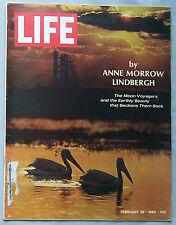 feb 28th 1969 LIFE Magazine  - ANNE MORROW LINDBERGH