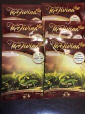 TeDivina Vida Divina Detox Tea 6 Weeks Supply 6 Packs FREE SHIPPING