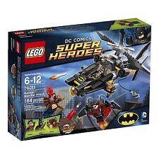 Lego Batman New Super Heroes Sealed Dc Set Minifigure Joker S And Batcave Asylum