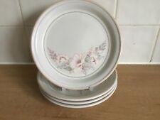 Denby Tivoli 4 x 17 cm Side / Tea Plates