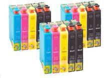 15 XL INK CARTRIDGES FOR EPSON XP30 XP315 XP212 XP102 XP415 XP215 XP315 PRINTERS