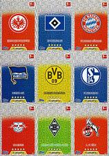 Match Attax 2017/18 3 Clubkarten Wappen aussuchen 17/18 NEU 2017/2018 Logo