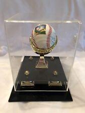 Florida Marlins Inaugural Year 1993 - Opening Day Autographed Baseball 410/1000