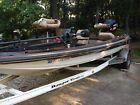 Ranger 354 V bass boat