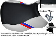 BLACK AND WHITE CUSTOM M3 FITS BMW R 1100 RT 94-01 & R 1150 RT 00-06 SEAT COVER