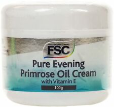 FSC Evening Primrose Oil + Vitamin E Cream 100g BUY 1 GET 1 FREE VEGAN