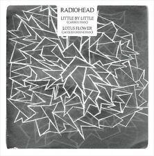 RADIOHEAD-LITTLE BY LITTLE  VINYL LP NEW