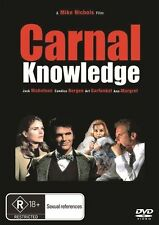 Carnal Knowledge (DVD, 2013)