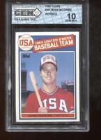 Mark McGwire RC 1985 Topps #401 Rookie GEM MINT 10