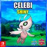 Celebi Shiny 100% legal Pokemon Espada/Escudo 🚀ENTREGA EN 10 MINUTOS 🚀
