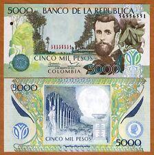 Colombia, 5000 (5,000) Pesos, 31-8-2013, P-452 (452o), UNC
