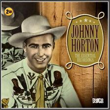 JOHNNY HORTON  * 40 Greatest Hits * NEW 2-CD Box Set * All Original Songs * NEW