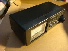 RADIO SHACK 21-534 HIGH FREQUENCY HIGH POWER SWR & WATTMETER