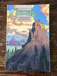 Concrete Complete Short Stories: Think like a mountain by Paul Chadwick