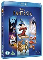 FANTASIA [Blu-ray] (1940) Disney Animated Original Classic Movie