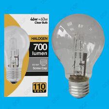 Ampoules halogènes blancs pour la maison E27
