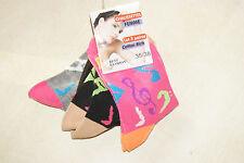 3 paires de chaussettes neuves taille 35/38 marque Best Fashion