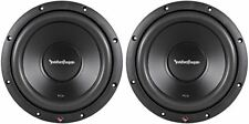 "2 Rockford Fosgate R2D4-10 Prime 10"" 1000 Watt  Dual 4 Ohm Car Audio Subwoofers"