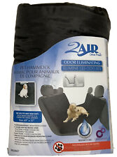 Rear Seat Protector for Pets by 2Air Drive Fresh New 3802807 Odor Eliminating