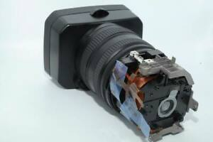 NEW SONY PMW-160 lens With metal fixing frame and hood Replacement Repair Part