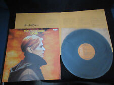 David Bowie Low Japan Original Vinyl LP in 1977 Eno Glam Rock Synth