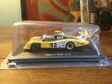 Véhicule miniature ALPINE A 442B - 1978