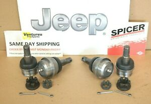 Jeep Cherokee XJ 1984-2001 Dana 30 Front Ball Joint Kit OEM Dana Spicer