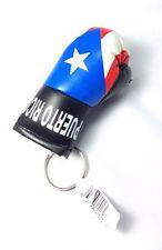 Puerto Rico Gloves keychain Accessories PR Boricua San Juan Latino Spanish NEW