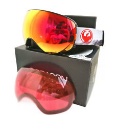 NEW 2018 Dragon X2s Realm Lumalens Red Ion + LL Rose Snow Ski Snowboard Goggles