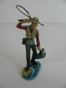 Aristocraft Lil People LGB G Scale Male Fisherman Angler Figure #60075 Lot A EX