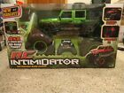 New Bright 1:8 Scale RC Intimidator 4x4 Jeep Wrangler - Green - Unopened