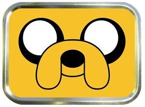 Jake The Dog 2oz Gold Tobacco Tin,Airtight Tobacco Tin, Storage Tin