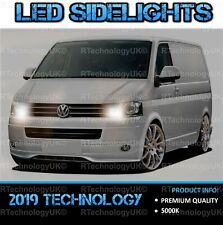 PREMIUM VW T5 Transporter 2003-2015 DRL LED Headlight light Bulbs Xenon White